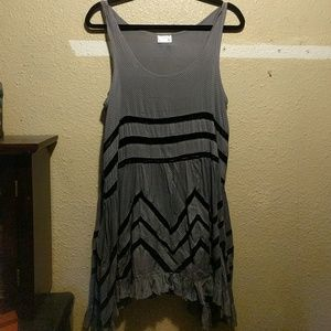 Free pekot trapeze lace dress